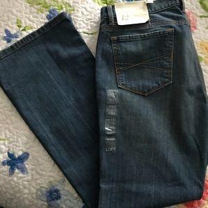 Loft Modern Boot Jeans